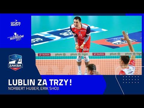 Read more about the article Lublin za trzy! | Norbert Huber, Erik Shoji, Dustin Watten