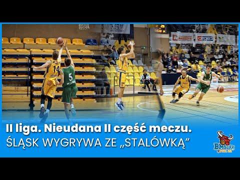Read more about the article II liga. Nieudana II część meczu. Śląsk wygrywa ze ,,Stalówką,,