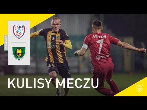 Read more about the article Kulisy meczu Skra Częstochowa – GKS Katowice 0:0 (16.10.2021)