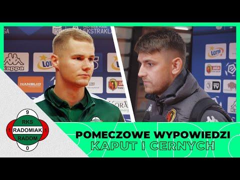 Read more about the article Wypowiedzi piłkarzy po meczu Jagiellonia – Radomiak [RADOMIAK.TV]