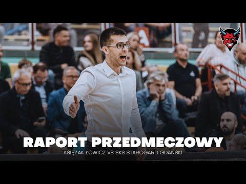 Read more about the article RAPORT | BARTOSZ SARZAŁO PRZED SPOTKANIEM Z KSIĘŻAKIEM ŁOWICZ