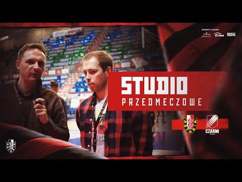 You are currently viewing Studio przed meczem z Grupą Sierleccy Czarni Słupsk