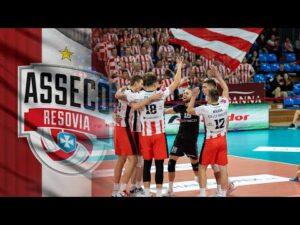 Read more about the article Asseco Resovia – Cerrad Enea Czarni Radom – wygrywamy za trzy punkty!