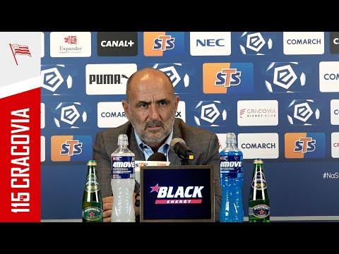 You are currently viewing Trener Michał Probierz po meczu ze Stalą Mielec (02.10.2021)