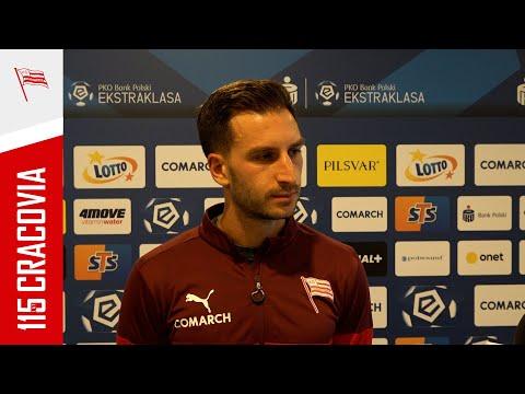 You are currently viewing Otar Kakabadze po meczu ze Stalą Mielec (02.10.2021) [NAPISY PL]