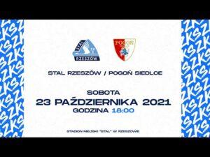 Read more about the article Zapowiedź meczu Stal Rzeszów – Pogoń Siedlce