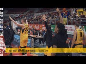 Read more about the article Mamy pierwsze zwycięstwo w FIBA Europe Cup! Trefl Sopot – Rilski sportist 90:81   Trefl Sopot
