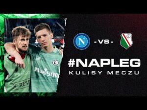 Read more about the article GORZKI WIECZÓR W MIEŚCIE LEGENDY. Kulisy meczu z SSC Napoli | Legia we Włoszech [Napisy]
