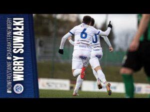 Read more about the article Bramki | Wigry Suwałki 2:1 (1:0) GKS Bełchatów
