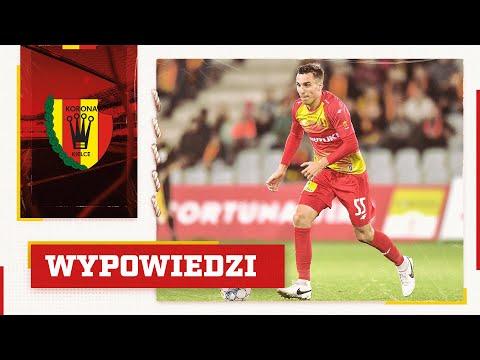 You are currently viewing Petrović i Gąsior po meczu z Chrobrym Głogów
