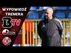 Read more about the article Wypowiedź trenera Karola Szymleka po meczu z Chojniczanką II