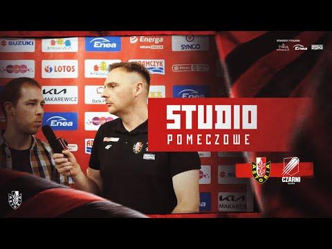 You are currently viewing Studio po meczu z Grupą Sierleccy Czarni Słupsk