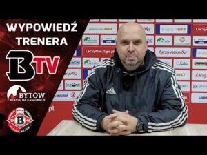 Read more about the article Konferencja prasowa po spotkaniu z Gryfem Wejherowo