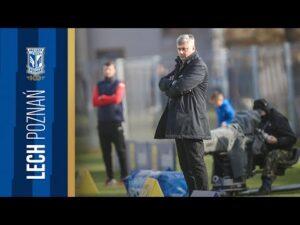 Read more about the article WYPOWIEDZI   Trener Maciej Skorża i Bartosz Mrozek po meczu Unia Skierniewice – Lech Poznań 0:2