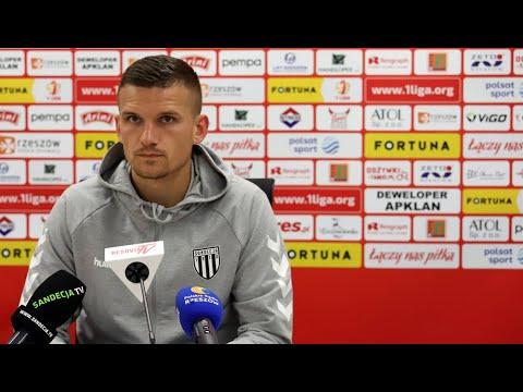 You are currently viewing 2021-10-02 Resovia – Sandecja 0-1 (0-1), Kamil Słaby