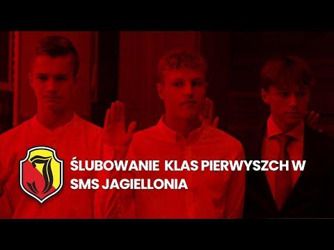 You are currently viewing Ślubowanie klas pierwszych w SMS Jagiellonia.